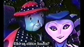 disney kotivideo mainoksia Nalle puh-videolta