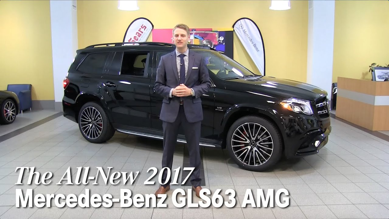 Review the all new 2017 mercedes benz gls63 amg for Mercedes benz bloomington mn