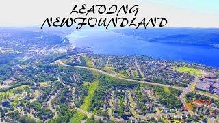 TJV - LEAVING NEWFOUNDLAND - #814