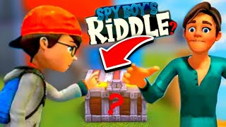 SECRET NEIGHBOR RIDDLER! ENDING! Gameplay - Walkthrough [Android - IOS]