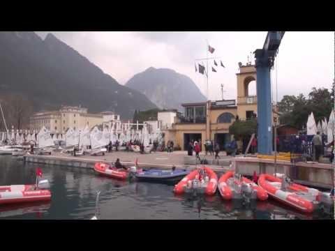 2013 31° Meeting Garda Optimist Regatta Lake Garda - action.