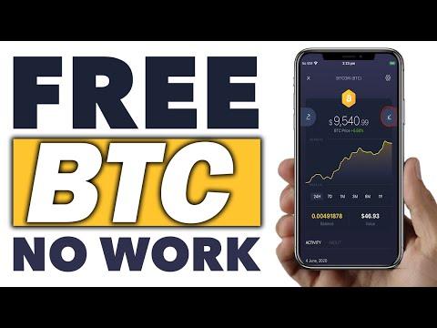 Secret Way To Earn Free Bitcoin In 2021 (EARN FREE BTC)