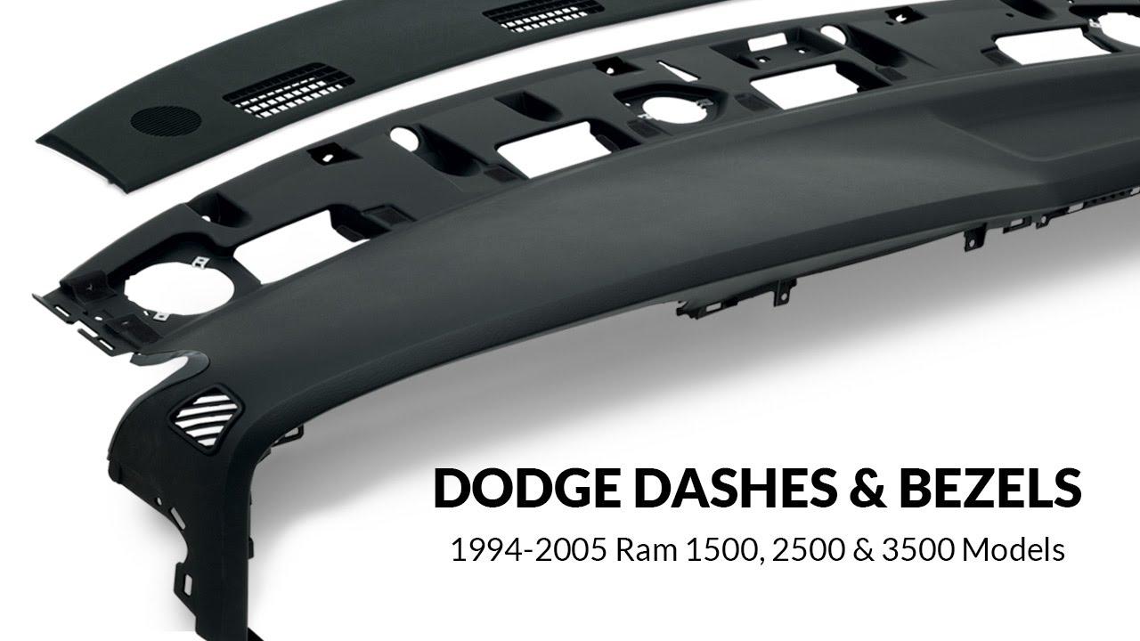 lmc truck dodge dash pads on two guys garage [ 1280 x 720 Pixel ]