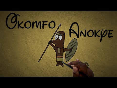 Okomfo Anokye History & the Rise of the Great Ashanti Kingdom