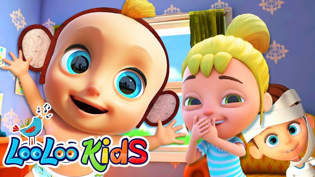 Fun time with Baby Johny Johny | LooLoo Kids Nursery Rhymes and Kids Songs