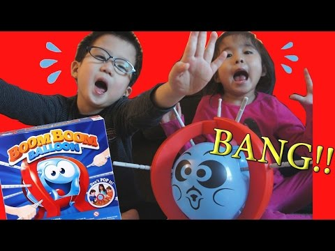 わりたいんです♪BANG!! Boom Boom Balloon 爆爆バルーン