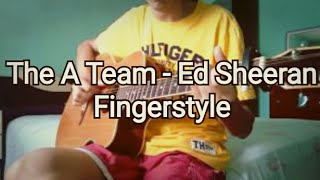 The A Team - Ed Sheeran  Fingerstyle