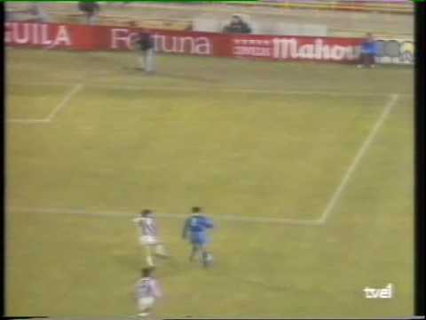 Real Valladolid 2-Real Madrid 1 (temp.1991-92)