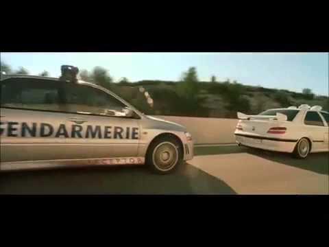 Taxi 3 (2002) - La course !