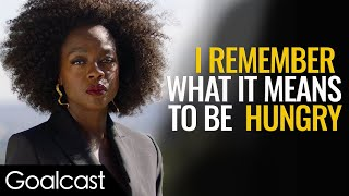 VIOLA DAVIS Powerful Speech about Owning Your Past! | Goalcast