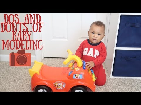 Dos And Donts Of Baby Modeling | I Got SCAMMED!