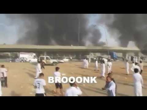 saudi arabia  in gas blast tankar- YouTube.FLV