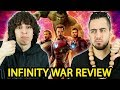 AVENGERS: Infinity War - Review   Jay & Arya [Spoiler-FREI]
