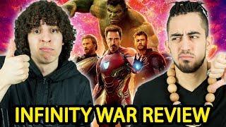 AVENGERS: Infinity War - Review | Jay & Arya [Spoiler-FREI]