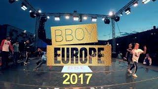 HUSTLE KIDS ft Pacpac Vs INTERNATIONAL CRAZY KIDS// BBOY EUROPE 2017