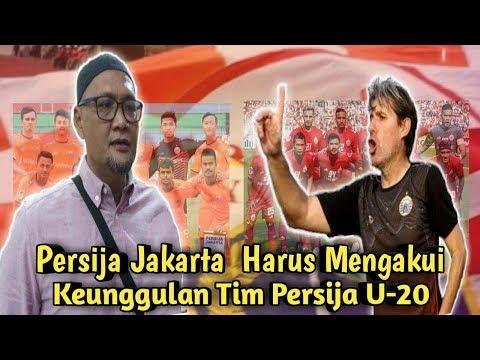 Komentar Julio Banuelos Usai Persija Jakarta Di Kalahkan Tim Persija U-20
