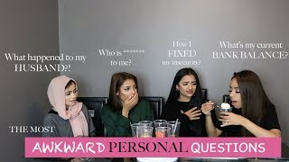 WHY DON'T I LIVE WITH MY HUSBAND? SPILL YOUR GUTS OR FILL YOUR GUTS - Q&A *awkward questions*