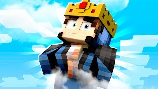 I'M THE KING! (Hypixel Bedwars Trolling)