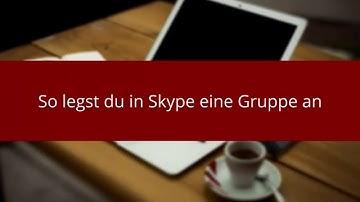 So legst du in Skype einen Gruppen-Call an.