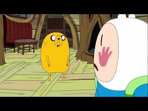Adventure Time: Finn Gets Slapped