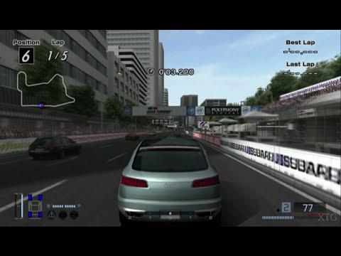 Gran Turismo 4 - Audi Pikes Peak quattro