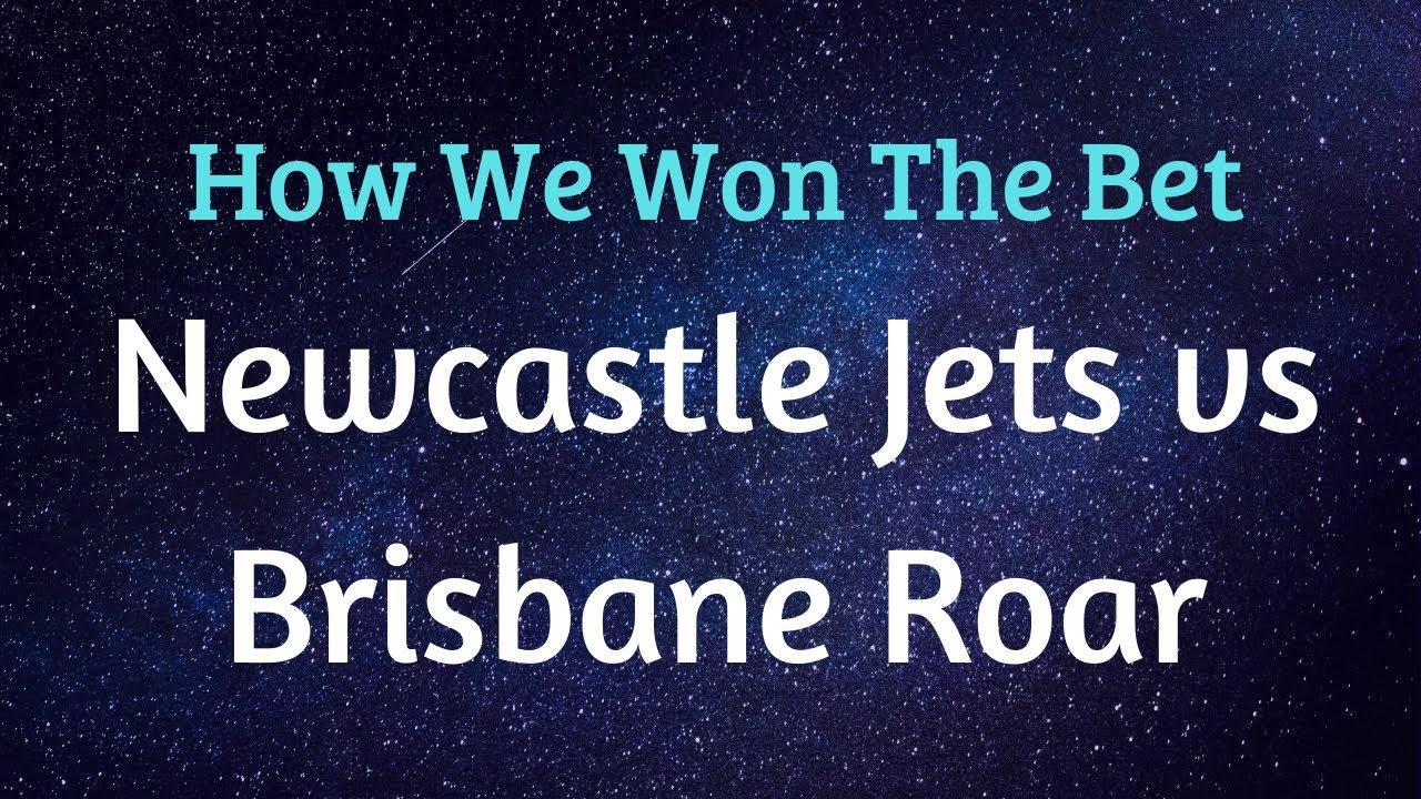 Newcastle jets vs brisbane roar betting tips eagles redskins betting line