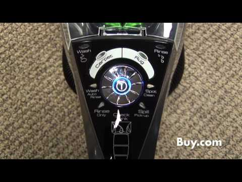 Hoover Platinum Collection Max Extract Carpet Cleaner ...