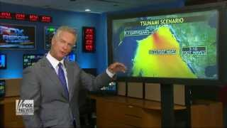 California : U.S. Geological Survey Emergency Planners prepare for possible Tsunami (Sept 06,2013)
