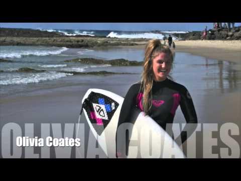 Olivia Coates