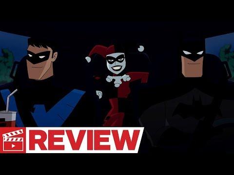 Batman and Harley Quinn Review (2017)