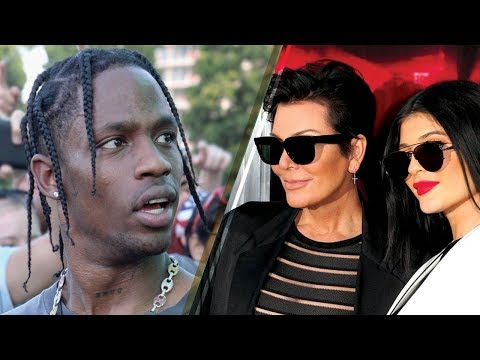 Could Kris Jenner STOP Travis Scott from Seeing Kylie and Baby Stormi!!?