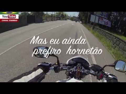 NOVA CB500 TESTE DRIVE MOTOTROFA CLG HORNET BRANCA PORTUGAL