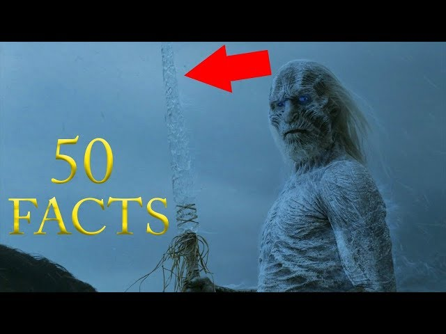50 MORE Facts You Didnt Know About Game of Thrones