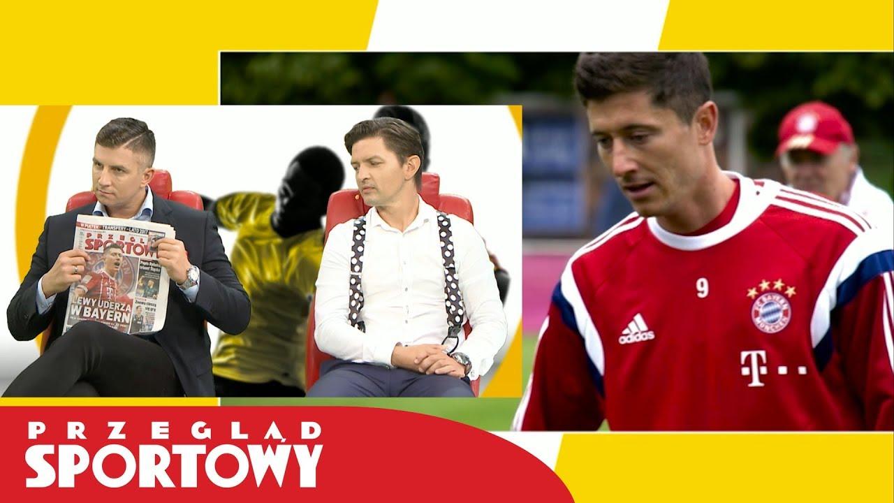 Lewandowski krytykuje Bayern, jaka przyszłość Polaka? [Misja Futbol]