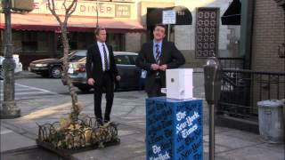 How I Met Your Mother S05E12 Girls VS  Suits Suits song