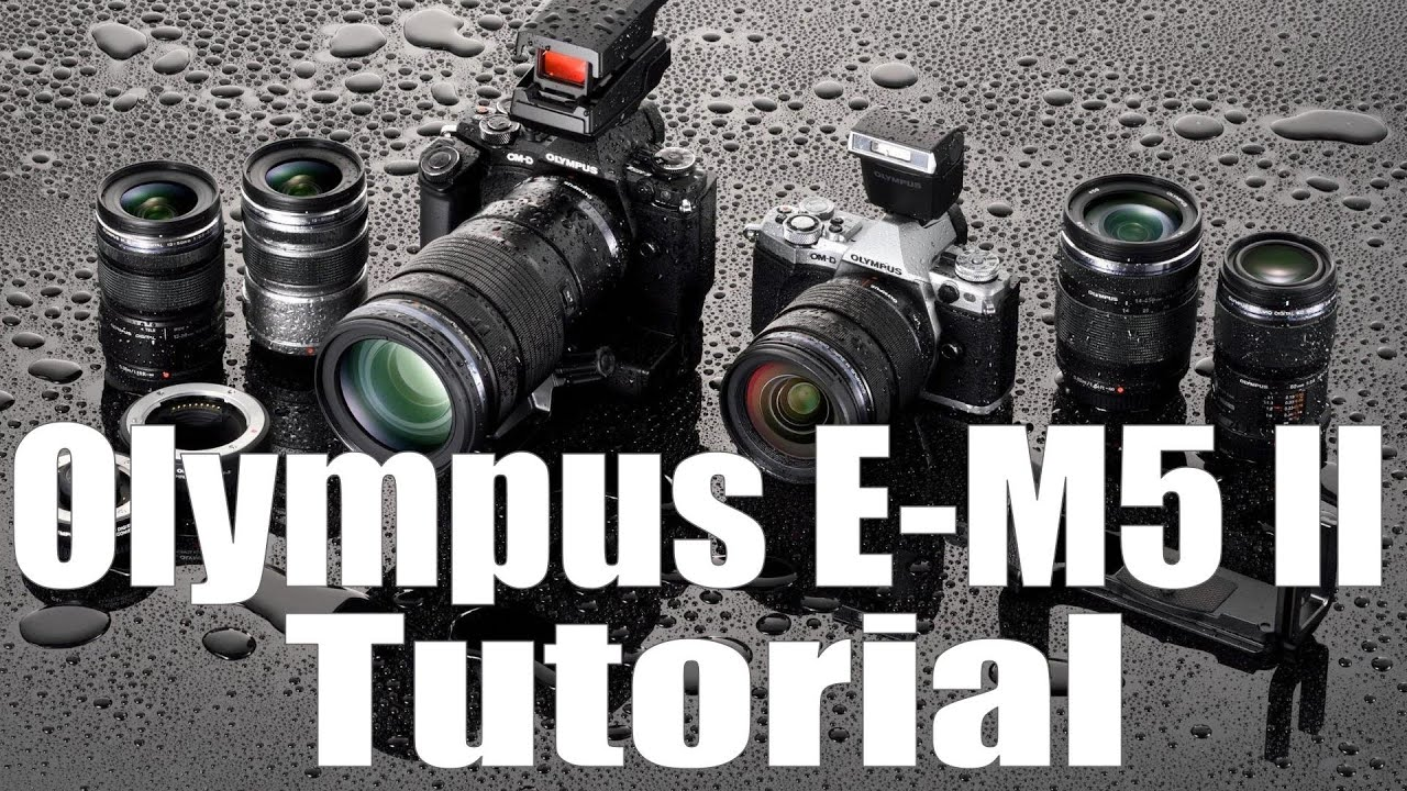 e m5 ii overview training tutorial olympus o md youtube. Black Bedroom Furniture Sets. Home Design Ideas