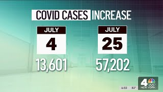 Fauci: CDC Considering Changing Mask Guidance as COVID Cases Soar