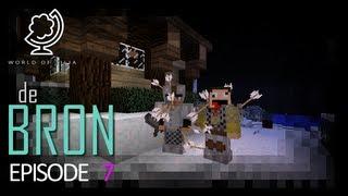 [Minecraft: De Bron] Episode 7: Het bevroren domein