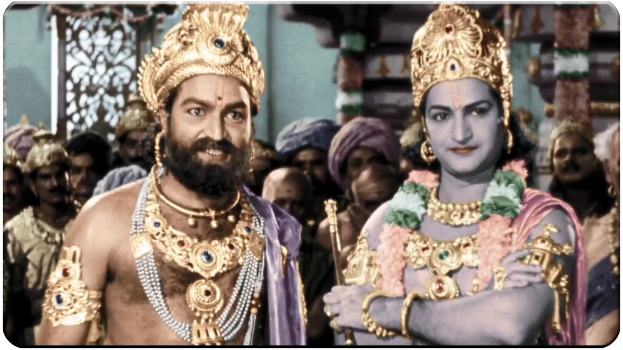 Image result for mayabazar movie ntr