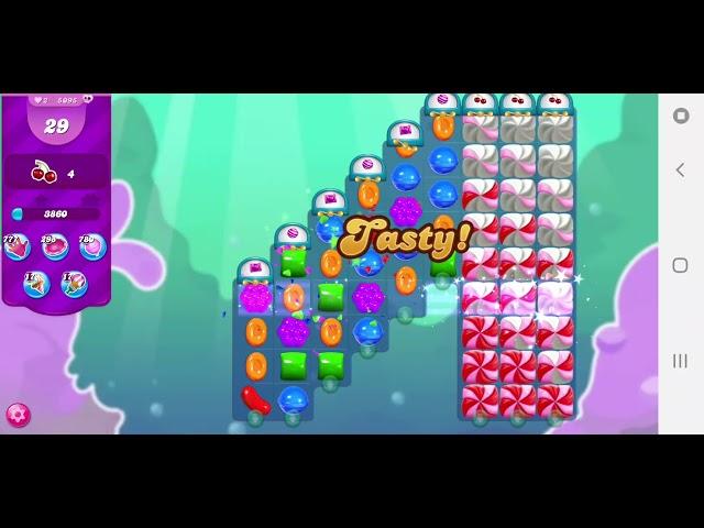 Candy Crush Saga level 5095