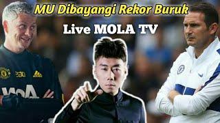 Prediksi Manchester United vs Chelsea Tayang Live Mola TV