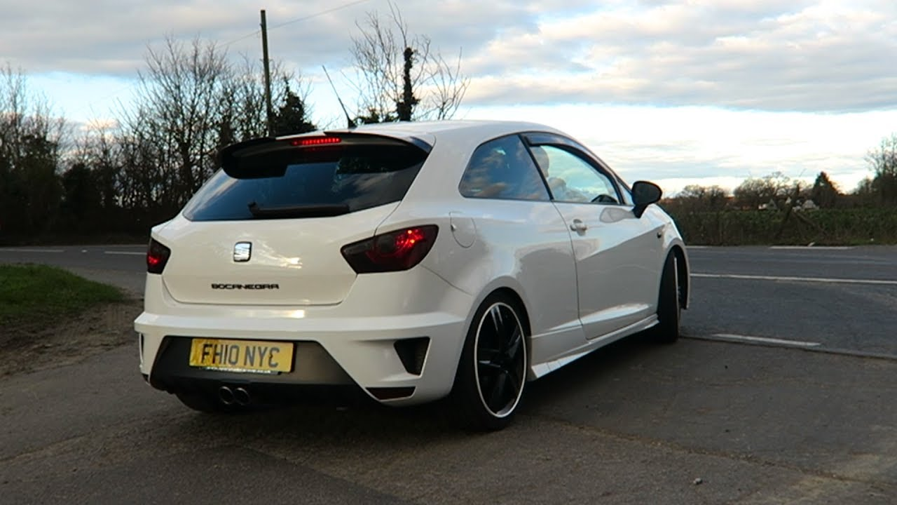 A SUBSCRIBER IS BUYING MY OLD CAR! (Seat Ibiza Cupra Bocanegra ...