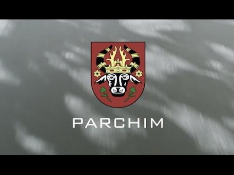 PARCHIM VON OBEN - LUFTPORTRAIT