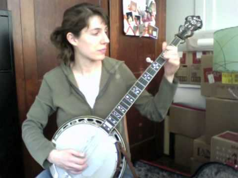 East Virginia Blues - Excerpt from the Custom Banjo Lesson from The Murphy Method