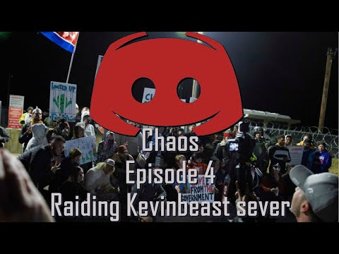Discord Chaos Episode 4 KevinBeast Discord Server Gets Raided