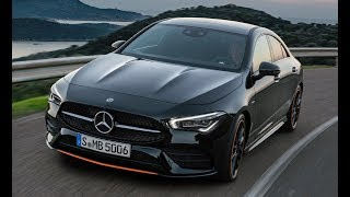 2020 Mercedes-Benz CLA –  New Compact Four-Door Coupe