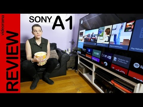 Sony Bravia A1 OLED 4K HDR review