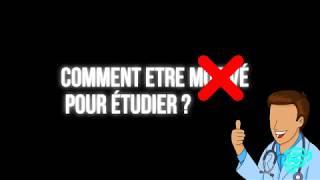 🔴 COMMENT ETUDIER SI JE SUIS PAS MOTIVÉ ?! - DR ASTUCE