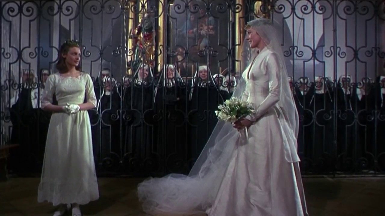 The Sound Of Music Wedding