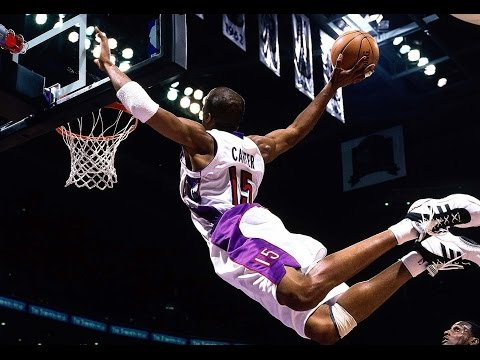 Top 10 Slam Dunk Contest Dunks Of All Time